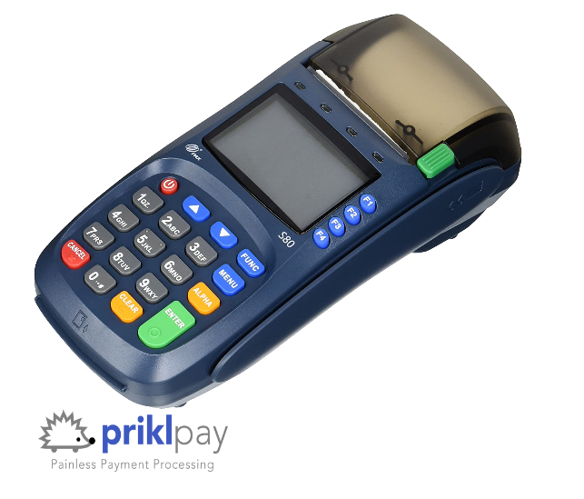 PAX S80 Prikl Pay Standalone Terminals